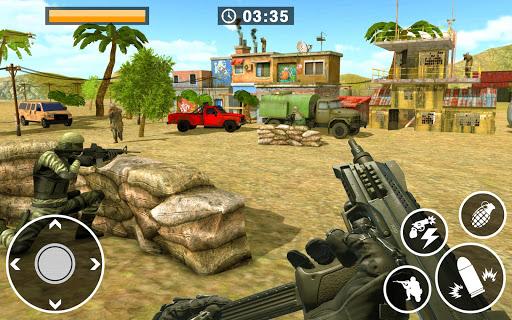 مكافحة الإرهاب مهمة بندقية مهمة 3 تصوير الشاشة