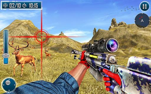 Wild Deer Hunting Adventure: Animal Shooting Games screenshot 7
