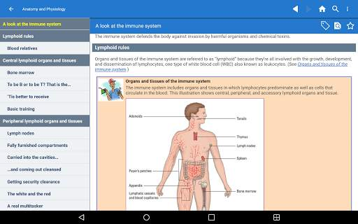 Anatomy & Physiology Made Easy 11 تصوير الشاشة