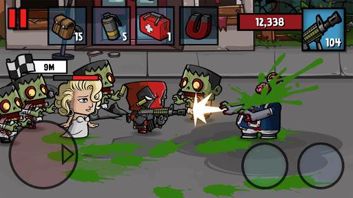 Zombie Age 3 Premium: Rules of Survival screenshot 7