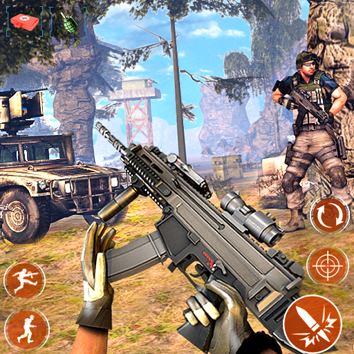 Mountain Assault Shooting 2019– Shooting Games 3D icon