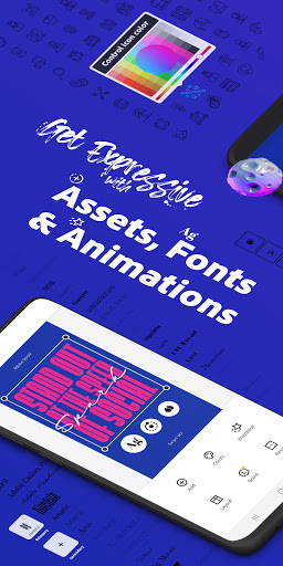 Adobe Spark Post: Graphic Design & Story Templates 3 تصوير الشاشة