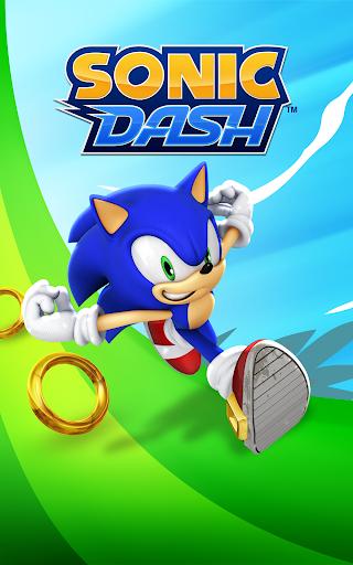 Sonic Dash - Endless Running & Racing Game स्क्रीनशॉट 14
