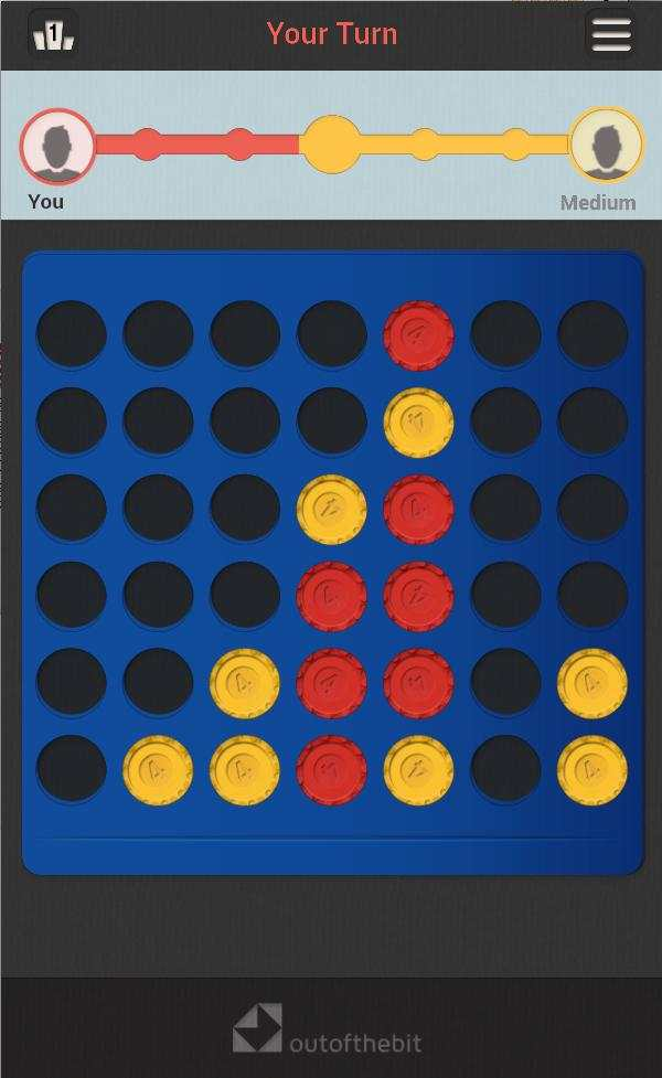 Four In A Row - Classic Board Games screenshot 8