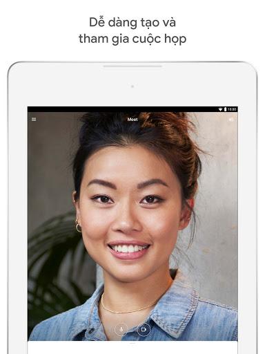 Google Meet screenshot 9