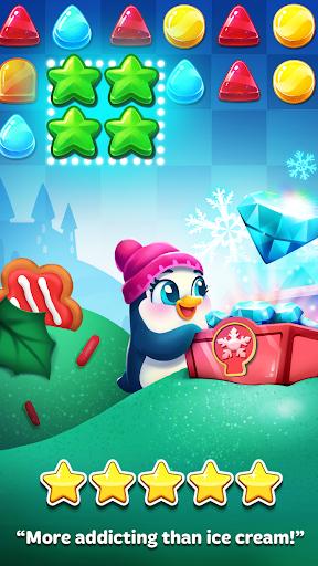 Frozen Frenzy Mania – Match 3 5 تصوير الشاشة