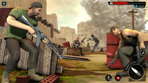 Cover Strike Fire Shooter: Action Shooting Game 3D screenshot 3