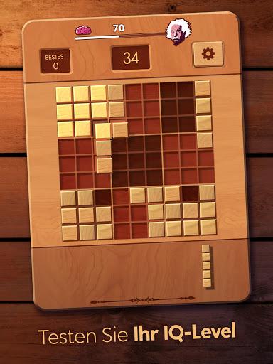 Woodoku: Holzblock-Puzzle-Spiele screenshot 10