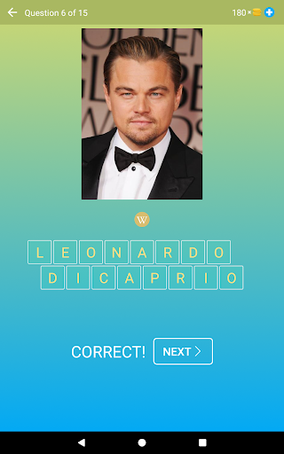 Guess Famous People — Quiz and Game 10 تصوير الشاشة