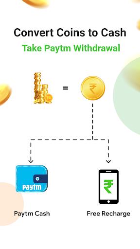 Earn free paytm cash daily | Free recharge 8 تصوير الشاشة