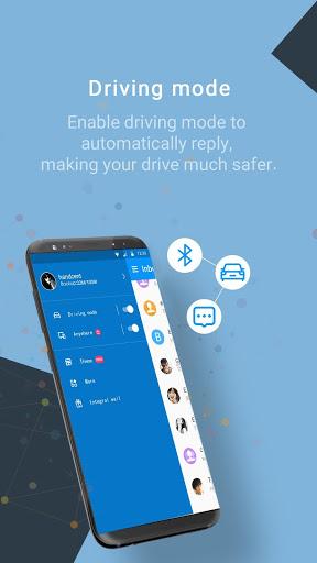 Handcent Next SMS - Best texting w/ MMS & stickers screenshot 6