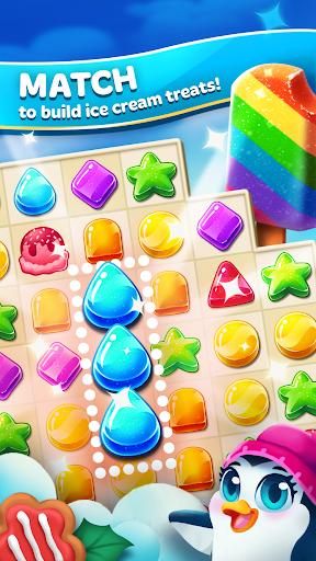 Frozen Frenzy Mania – Match 3 1 تصوير الشاشة