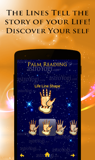 Palm Reading 23 تصوير الشاشة