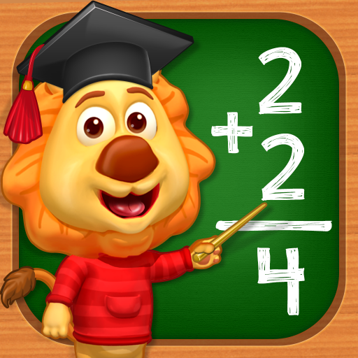 Math Kids - Add, Subtract, Count, and Learn أيقونة