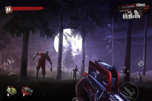 Zombie Frontier 3: قناص بندقية 7 تصوير الشاشة