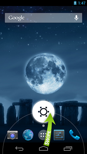 CircleLauncher Swipe screenshot 5
