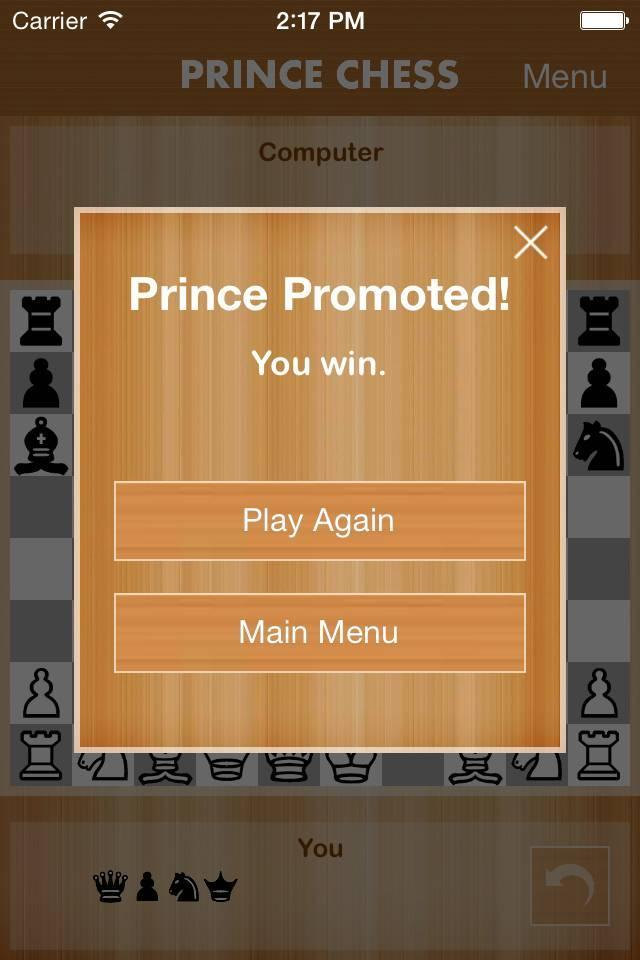 Prince Chess screenshot 15