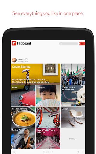 Flipboard - Latest News, Top Stories & Lifestyle screenshot 13