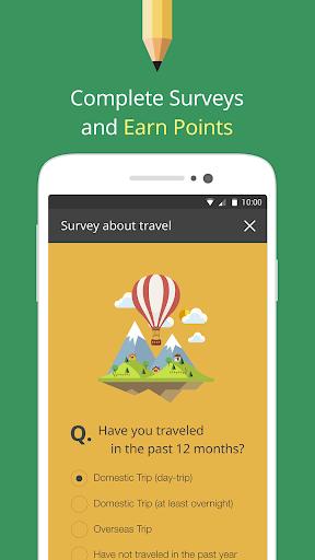 surveyon - Cash, Survey & Fun screenshot 1