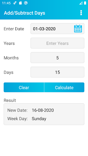 Age Calculator screenshot 13