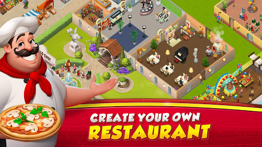 World Chef 🍰🍔🍝🍓 1 تصوير الشاشة