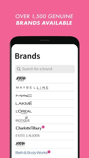 Nykaa: Beauty Shopping App. Buy Makeup & Cosmetics screenshot 2