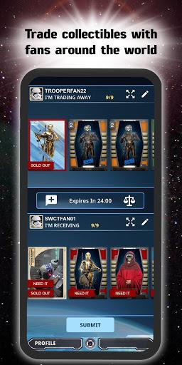 Star Wars™: Card Trader by Topps® 2 تصوير الشاشة