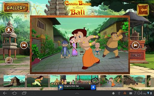 Bali Movie App - Chhota Bheem 5 تصوير الشاشة