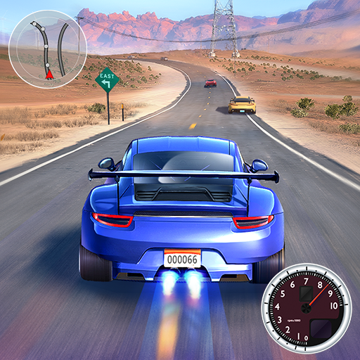 Street Racing HD icon
