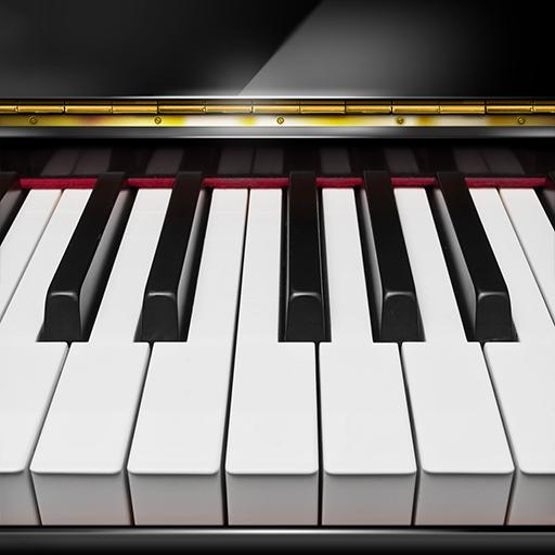 بيانو حقيقي مجانا أيقونة