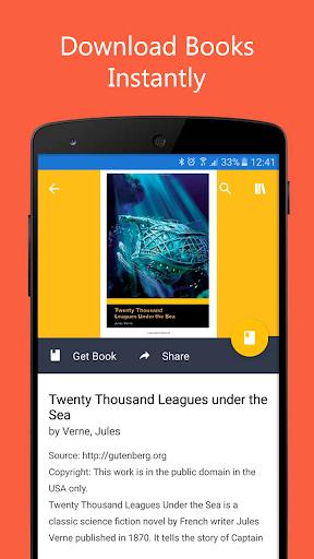 50000 Free eBooks & Free AudioBooks 2 تصوير الشاشة