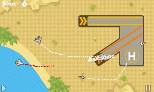 Control Tower - Airplane game screenshot 2