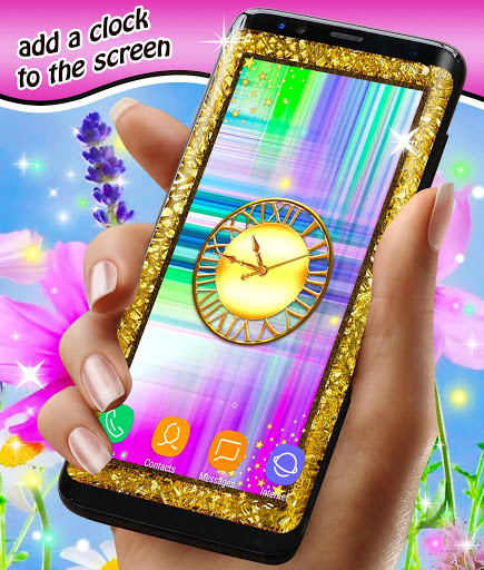 Live Wallpaper for Samsung ⭐ Spring HD Wallpapers screenshot 3