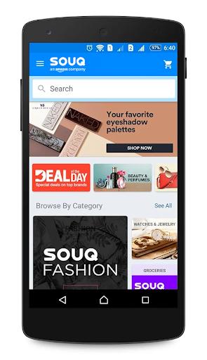 Souq.com screenshot 1