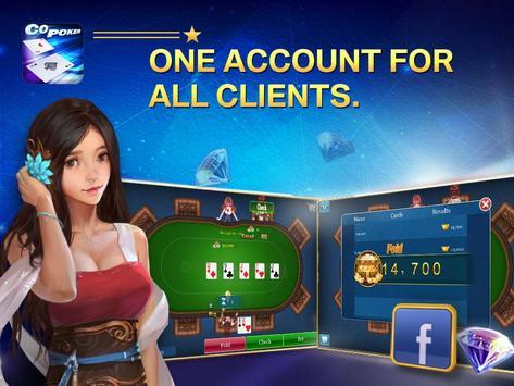 Co Poker 2 تصوير الشاشة