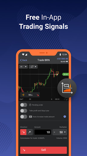 Libertex: Trade in Stocks, Forex, Indices & Crypto screenshot 8