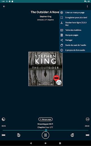 Scribd : livres audio et numériques screenshot 6