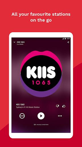 iHeartRadio - Free Music, Radio & Podcasts screenshot 9