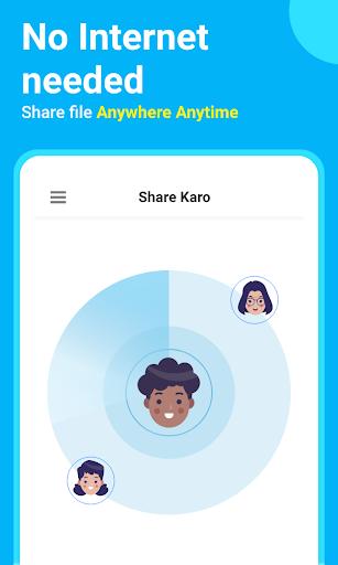 SHARE Go : File Transfer & Share App screenshot 4