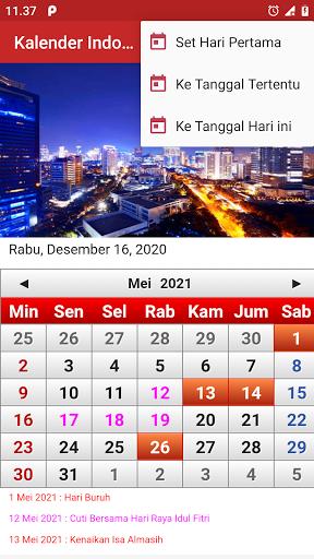 Kalender Indonesia screenshot 3