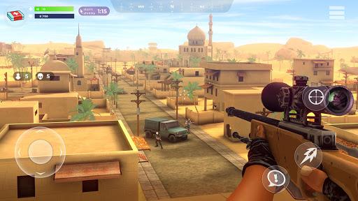 FightNight Battle Royale: FPS Shooter screenshot 2