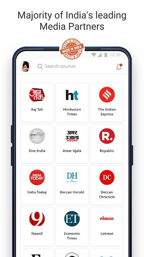 Dailyhunt - 100% Indian App for News & Videos screenshot 4