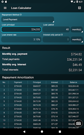 Multi Calculator screenshot 14