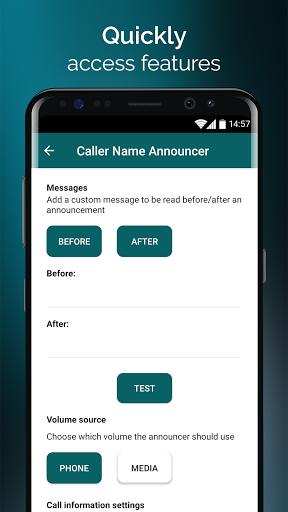 Caller Name Announcer – with Caller ID screenshot 5