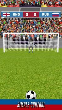 Penalty Shootout for Euro 2016 2 تصوير الشاشة