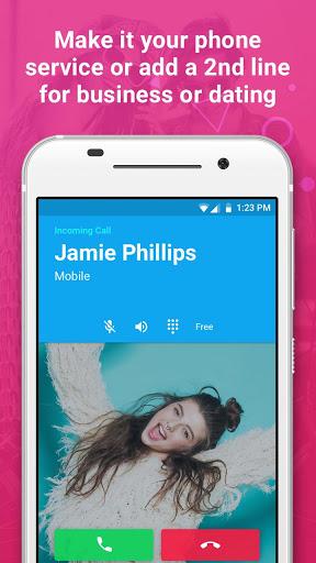 Nextplus Free SMS Text   Calls скриншот 5