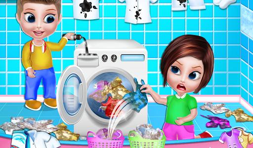 تنظيف المنزل - تنظيف المنزل لعبة بنات 11 تصوير الشاشة