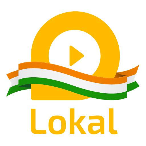 Lokal App - Local Updates, Jobs and Video content icon