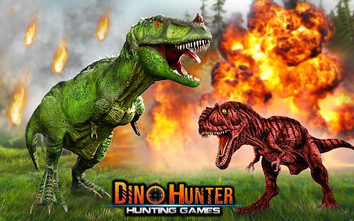 Wild Dino Hunting Clash: Animal Hunting Games screenshot 4