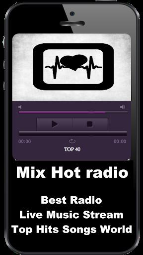 FM Radio Internet 6 تصوير الشاشة
